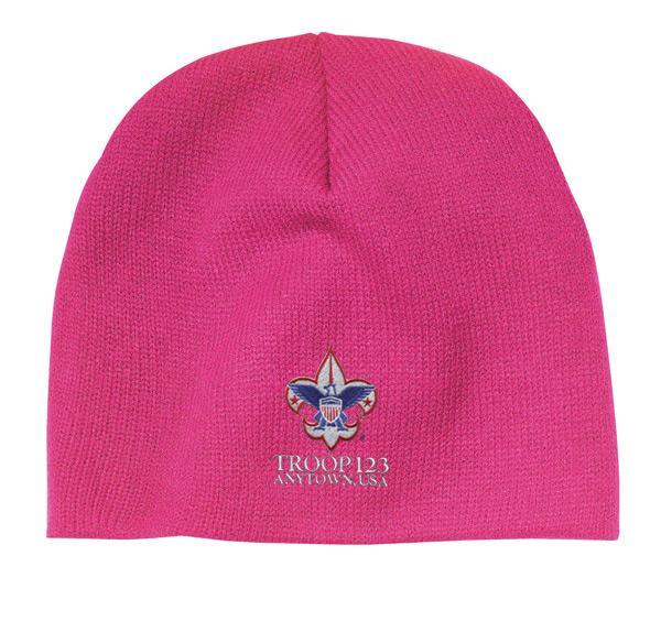 CP91 Beanie Hat Pink