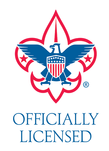 Boy Scouts of America official licensee seal